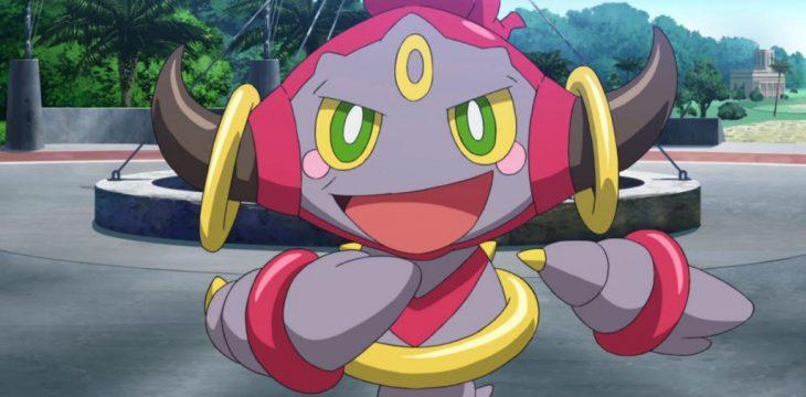 Holt euch ein legendäres Hoopa in eure Pokémon Sammlung!