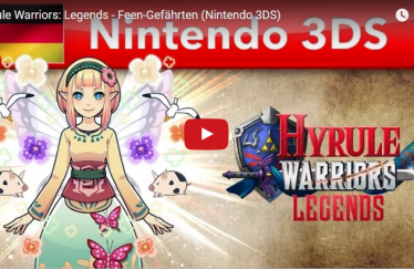 Trailer zu den Feen-Gefährten in Hyrue Warriors Legends veröffentlicht