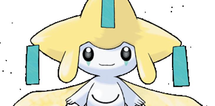 So bekommt ihr das legendäre Jirachi Pokémon