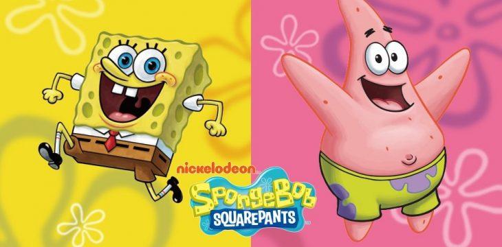 Das SpongeBob Schwammkopf Splatoon Splatfest startet Ende April