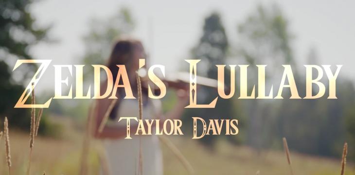 Zelda Musik zum entspannen von Taylor Davis