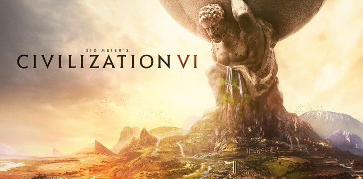 Civilization VI erscheint noch diesen Oktober für PC!