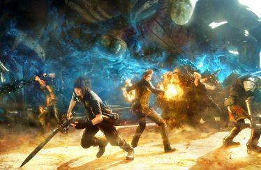 Das High-Level Kampfsystem von Final Fantasy XV im Video