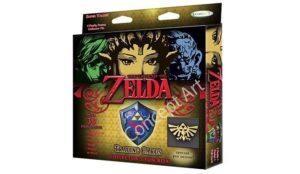 Das Einsteiger Set der Zelda Trading-Cards