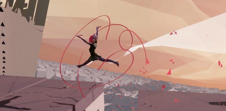 BOUND ist ein überhaupt nicht kitschiges Spiel mit einer Ballerina