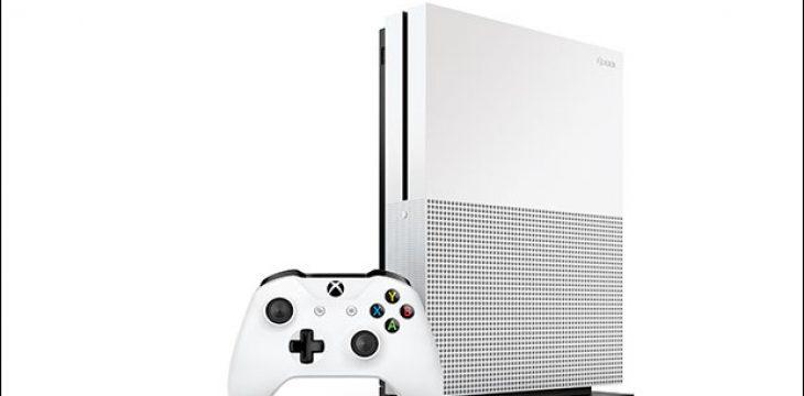 Microsoft enthüllt die Xbox One S(lim)