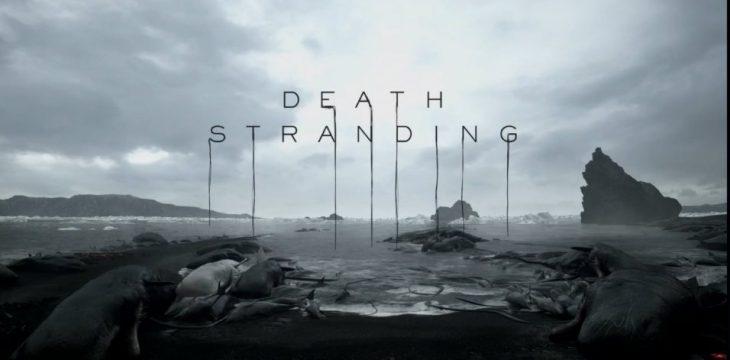 Direkt erste Infos zu Death Stranding enthüllt – Del Toro ist nicht mit dabei