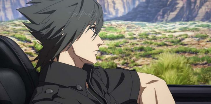 Brotherhood Final Fantasy XV Episode 3 kommt am 7. Juli zur Japan Expo raus