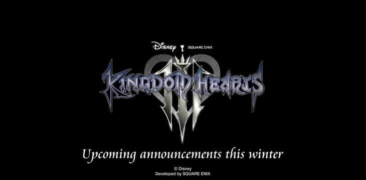Neue Infos zu Kingdom Hearts 3 sollen im Winter kommen