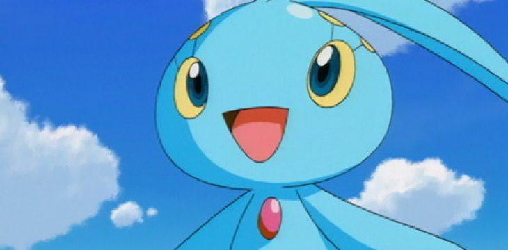 Holt euch das mystische Pokémon Manaphy für X/Y oder Alpha Saphir/Omega Rubin!