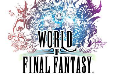 Video mit zehn Minuten zum World of Final Fantasy Kampfsystem