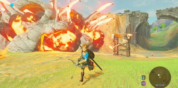 The Legend of Zelda: Breath of the Wild ist in den Social Networks bereits Gewinner der E3 2016