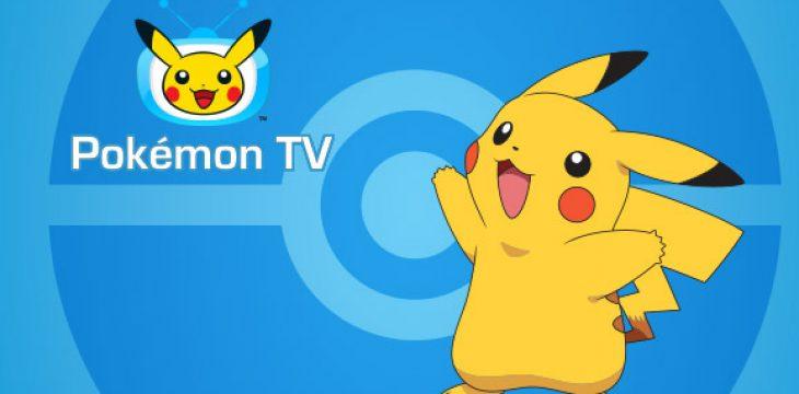 Die Pokémon TV App gibt es jetzt auch für das Apple TV